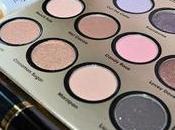 Dépotage palette: shadow bons Faced