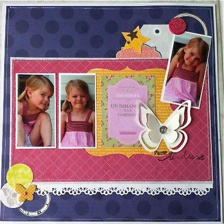 Blog's Anne  Blog's Anne : scrapbooking, mini albums,tutos, photos,