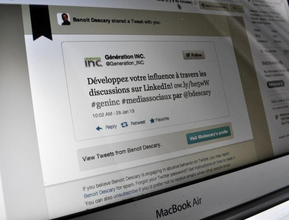 tweet email descary Twitter: comment envoyer un tweet par mail depuis Twitter.com