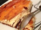 Recette n°31: Cheesecake brownies.