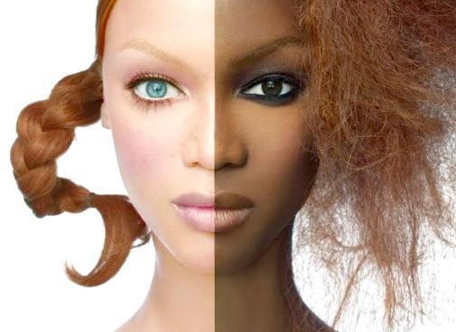La perte de la pigmentation de la peau