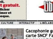 Edition gratuite Libération