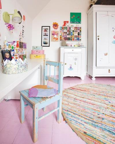 Inspiration chambre fille scandinave for Inspiration deco maison