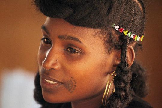 Femmes Peuls parmi les plus belles au monde