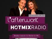 HOTMIX RADIO relance Afterwork Talkshow people
