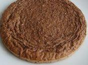 pancake protéiné chocolat d'avoine fèves cacao crues (sans sucre)