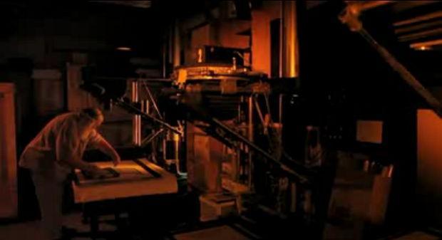 Chambre Noire Photographie : Dans la chambre noire de clyde butcher paper