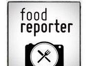 Jouez critiques culinaires avec l'appli Food Reporter
