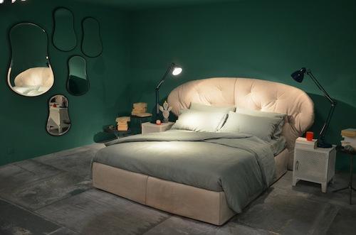 Maison objet janvier 2013 les tendances de cette ann e 2 3 paperblog - Tete de lit en forme de coeur ...