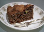 Gâteau yaourt pomme chocolat