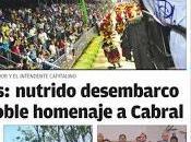 Hommage Juan Bautista Cabral Saladas [Bicentenaire]