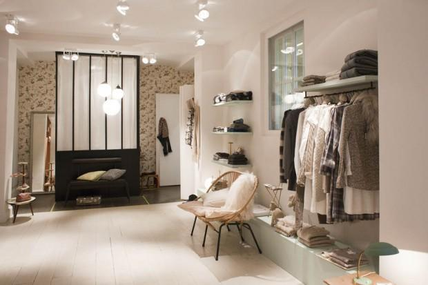 Visite d co le concept store bonpoint voir for Boutique decoration interieur