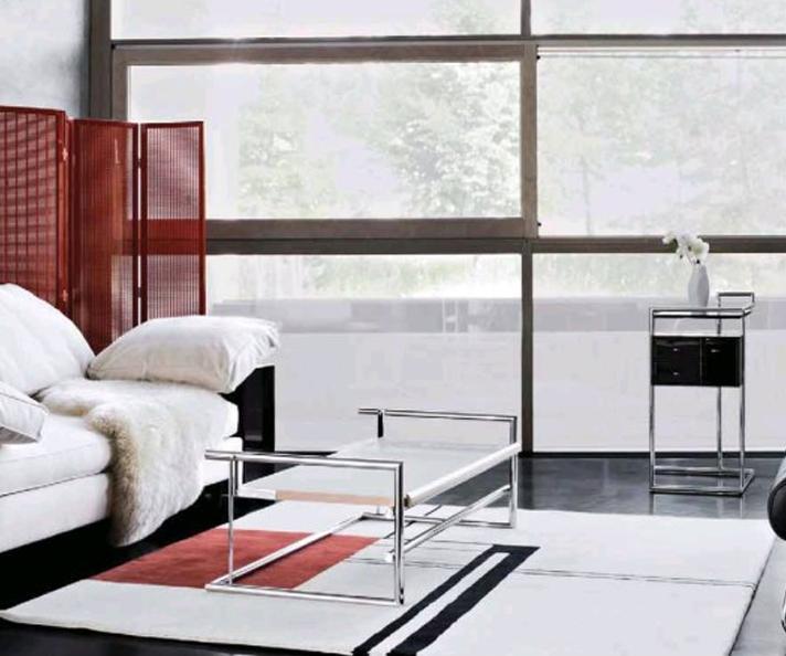 zoom sur eileen gray d couvrir. Black Bedroom Furniture Sets. Home Design Ideas