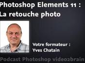 Retouche hors éditeur Photoshop Elements