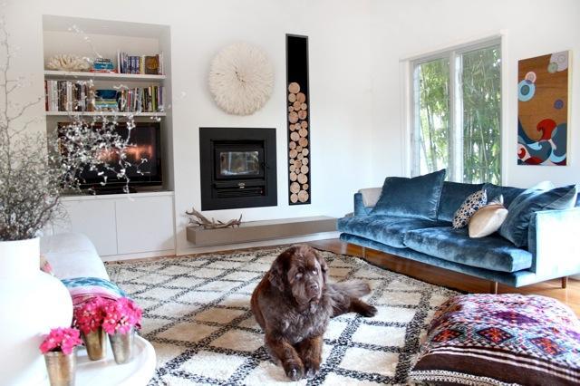 visite d co boh me chic chez few far voir. Black Bedroom Furniture Sets. Home Design Ideas