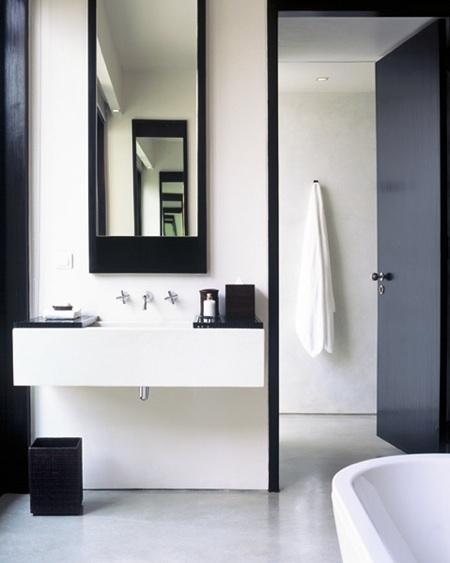 Inspiration salle de bain lire - Salle de bain inspiration ...