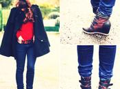 Pluie, vent, froid sneakers