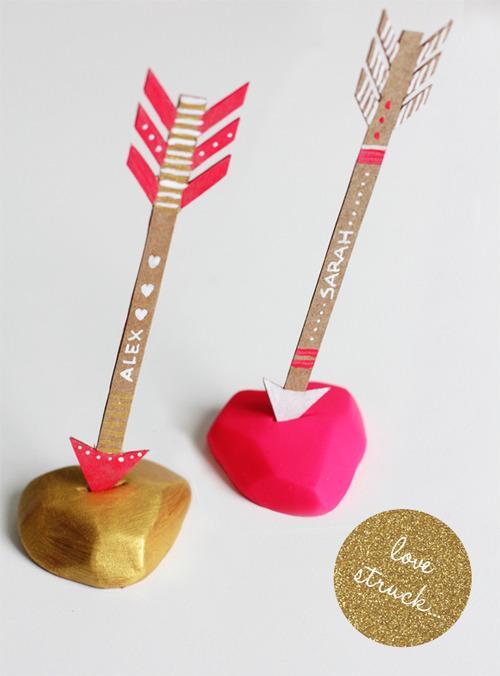 J-5 avant la Saint Valentin! Voici une idée de DIY pour...