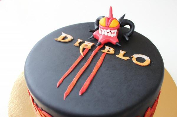 Gateau au diable