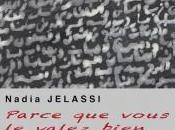 Exposition Parce vous valez bien Nadia JELASSI VRAC Millau