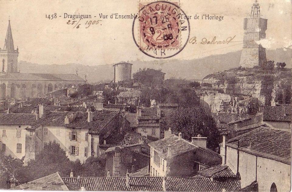 Le vieux draguignan d couvrir for Au bureau draguignan