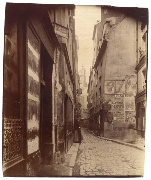 Paris sur les pas d eug ne atget balade de rambuteau au panth on paperblog - Rue rambuteau paris ...