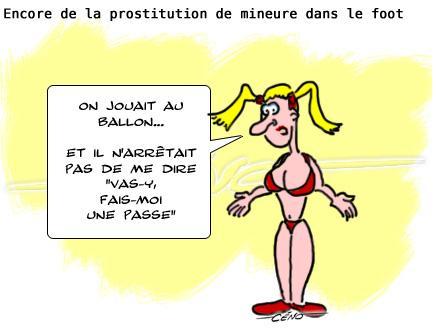 Prostituée chatillon