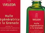 Huile Régénératrice Grenade, Weleda