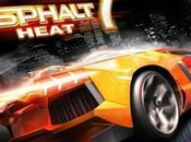 Asphalt Heat iPhone, actuellement gratuit..