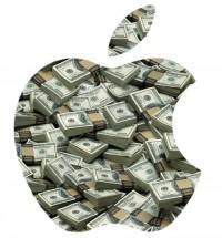 Apple : la légende de la Pomme sur la Montagne de billets