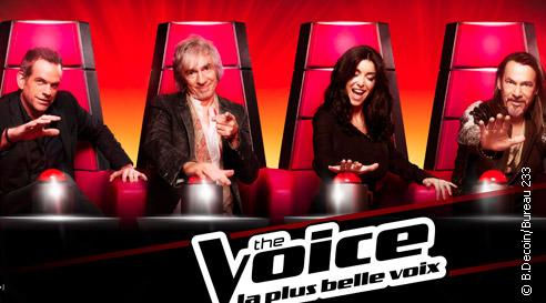 The Voice du 16 Février 2013