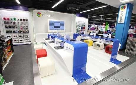 Essayer avant d'acheter, bientôt possible dans des boutiques Google ?