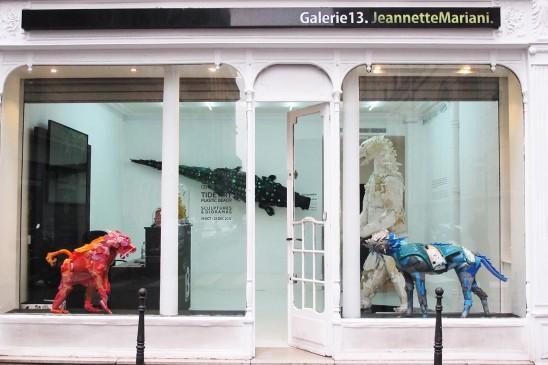 Galerie 13 paris art contemporain