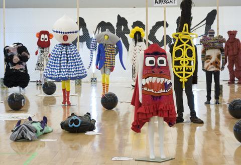 Exposition: Arrrgh! Monstres de mode