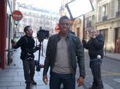 "Axel Tony tournage clip ""Au-Delà Mots"""