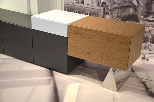 roche bobois dévoile sa nouvelle collection printemps-été 2013 ... - Meuble Tele Design Roche Bobois