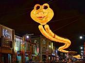 L'année Serpent dites-le avec lanternes