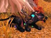 Panthère d'onyx ornée joyaux: nouvel aspirateur pièces d'or Blizzard?