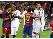 Milan Barcelone L'affiche Ligue Champions