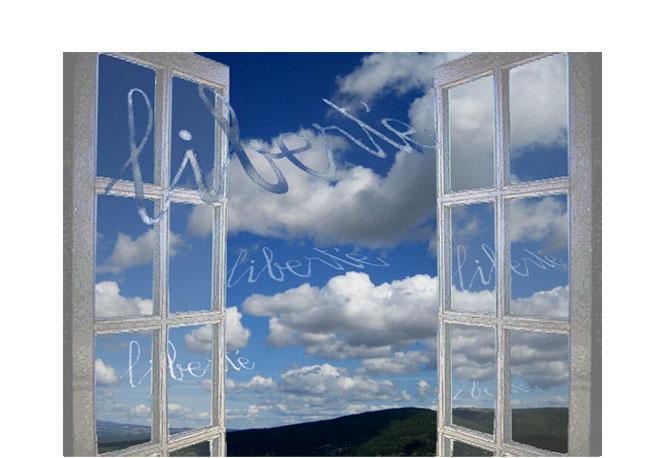 Le poeme du monde ou la pensee paysage 2 paperblog for Regarder par la fenetre