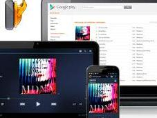 Google service streaming musical préparation