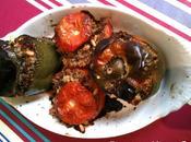 recette Semoule Poivrons tomates farcis semoule couscous boeuf