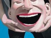 Minjun l'angoisse L'ombre rire Fondation Cartier