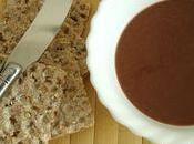 tartinade allégée amande noisette cacao l'inuline (sans sucre sans beurre)