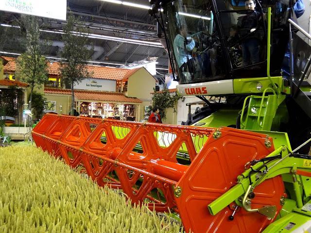 Salon de l 39 agriculture 2013 d couvrir for Porte v salon de l agriculture