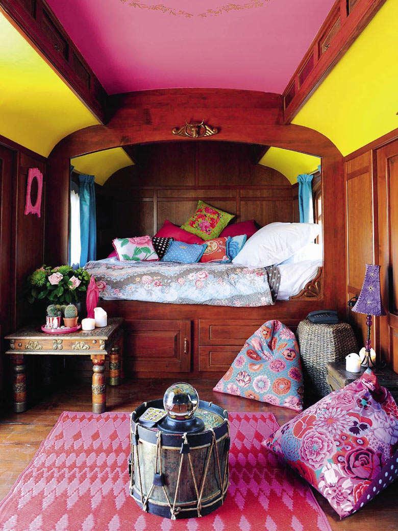 Chambre Bebe Meuble Noir : hippie chambre  idées des chambres attractif, deco hippie chambre