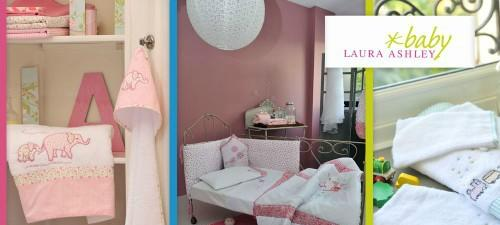 laura ashley baby linge et layette en vente priv e paperblog. Black Bedroom Furniture Sets. Home Design Ideas