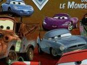 Bienvenue dans Monde Cars Disney Pixar