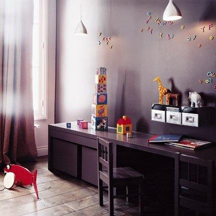 id es bureau dans une chambre d 39 enfant d couvrir. Black Bedroom Furniture Sets. Home Design Ideas