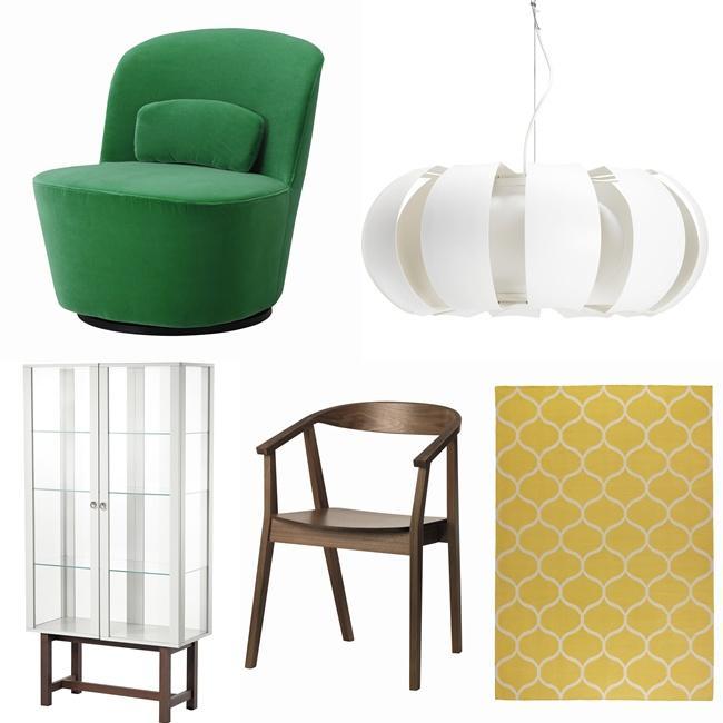 actu d co collection stockholm ikea voir. Black Bedroom Furniture Sets. Home Design Ideas